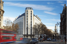 Luxurious London weekend at the ME Hotel at The Strand